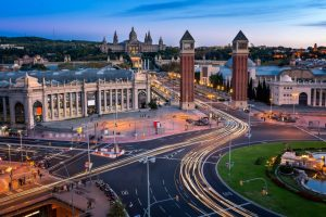 Spain-Barcelona-roads-tower-architecture-city_1920x1200